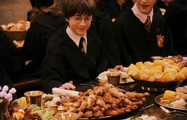 Музей Гарри Поттера в Лондоне приглашает Всех на завтрак!