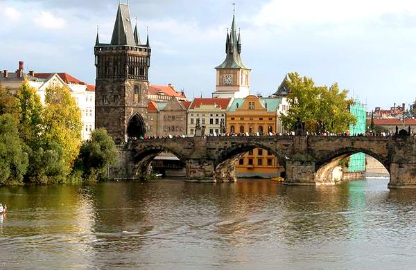 Почувствуйте Средневековые красоты города – Прага!!!