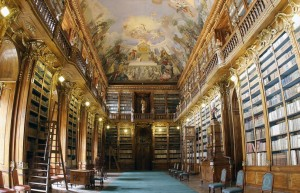 Strahov-Monastery-Library-Prague-Czech-Republic-Baroque