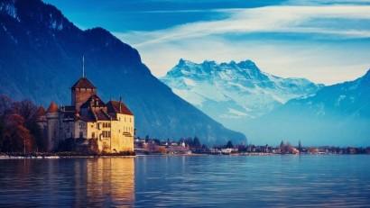 Женевское озеро1