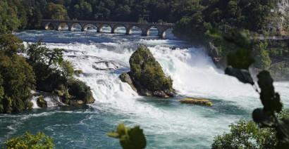 Рейнского водопада1