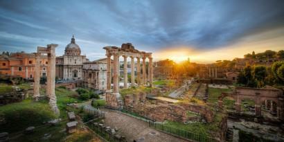 Roman Sunrise