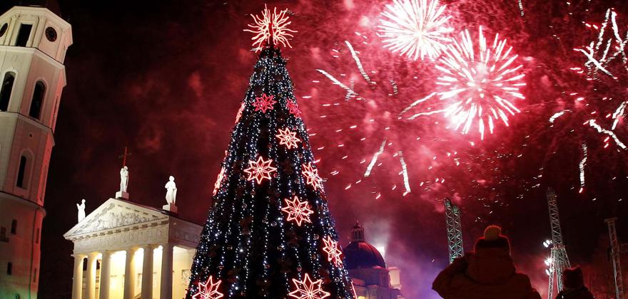 Туры празднования нового года