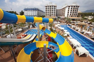 Quattro Beach Spa & Resort  460$ за одного на 26.04 на 7 ночей